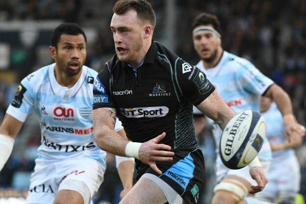 Stuart Hogg, un talent mortel dans le ciel de Colombes...