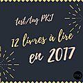 Tag: 12 livres à lire en 2017