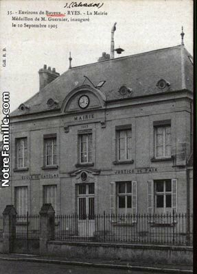 mairie ryes