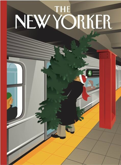 decembre the new yorker christmastree7