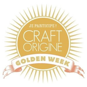 craft origine golden week logo ok