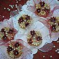 Jnan lalla ( gateau algerien aux noix et amandes)