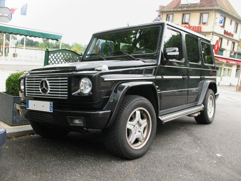 MercedesG55AMGav1