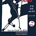 affiche polo de Chef du Bois