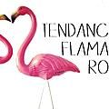 Tendance flamant rose