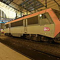 BB 26181 Paris gare du Nord