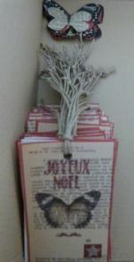 Etiquettes Joyeux Noel Papillons (5)