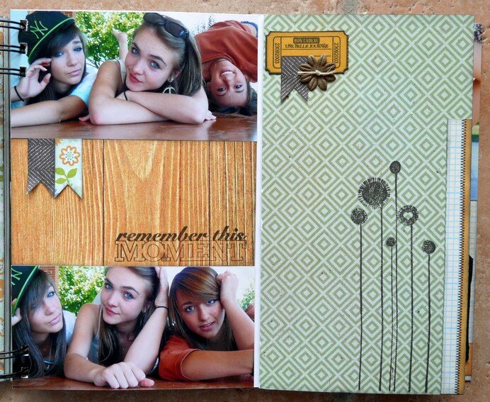 mini album friends 13