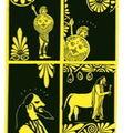 Achille et Chiron le centaure 3