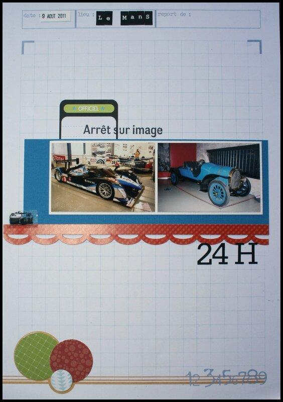 73 Le Mans 24H