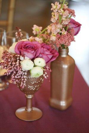 Ranunculus-Roses-Bronze-Vases-300x450