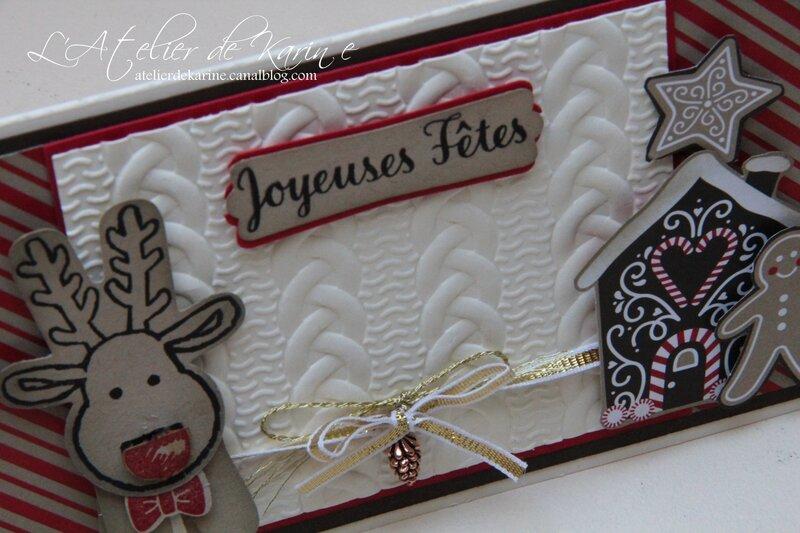 Carte Canne de Noël 11