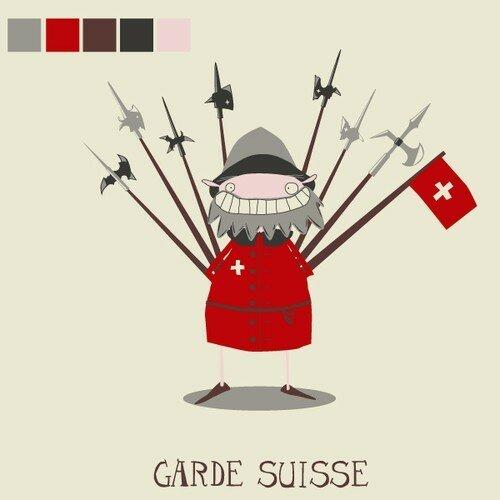 Le garde suisse