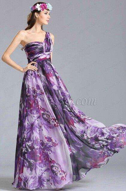 ff55713badd0d robe de soiree fleurie,robe bustier courte fleurie fond blanc et grosses  fleurs