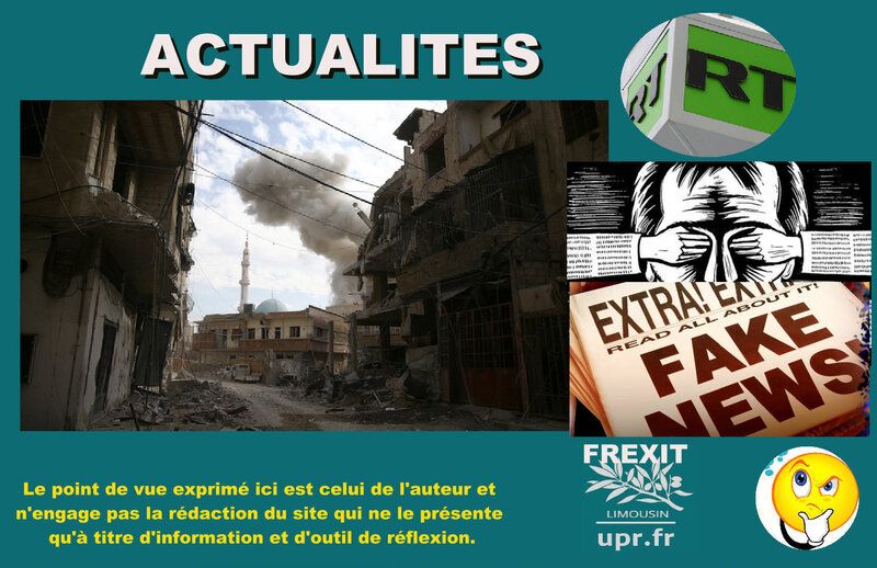 ACT FAKE SYRIE