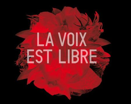 La voix est libre 12 - logo