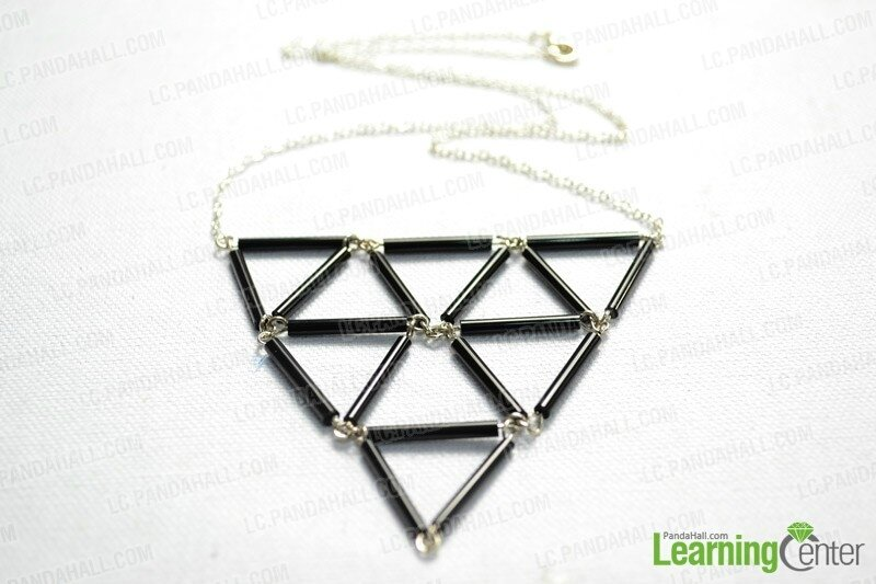 Handmade-Triangle-Pendant-Necklace-Tutorial