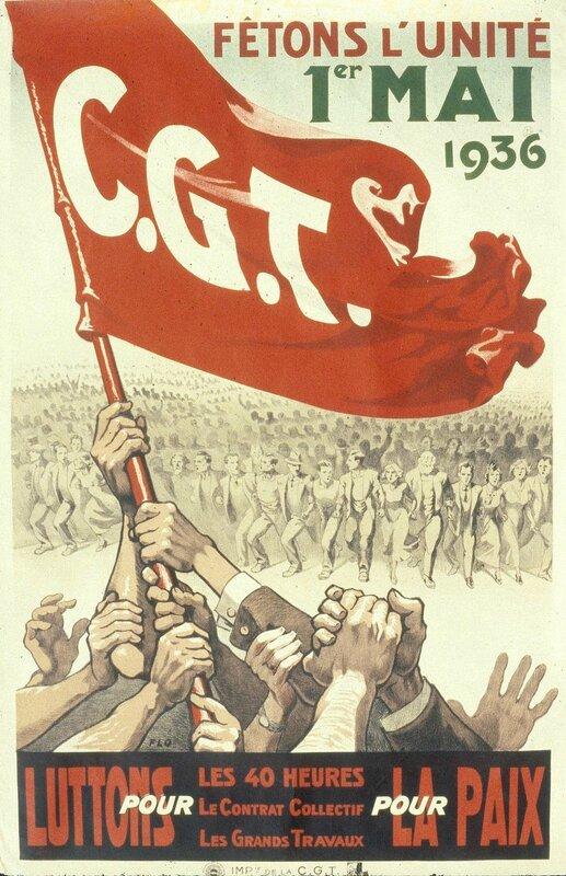 1er mai 1936