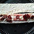 Hot-dogs revisités au comté et aux tomates séchées
