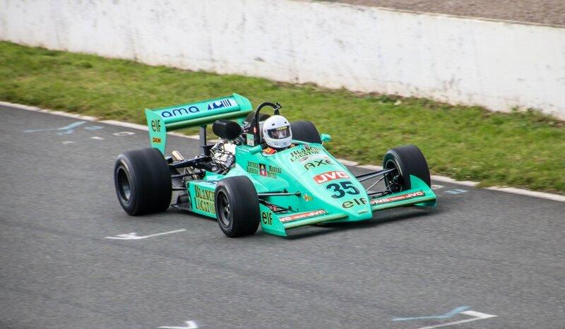Lola F3000 T86/50