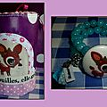 AVRIL 2011 commande bambi bracelet pot