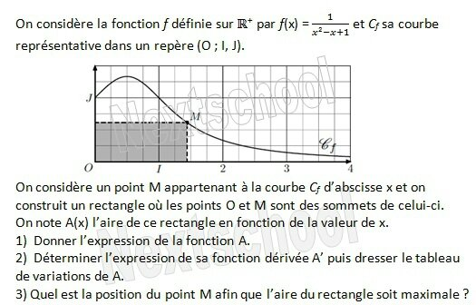 1ere derivation application aux variations 4 10