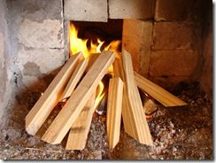 bois pour le feu