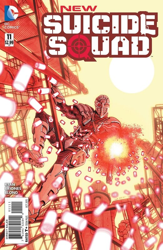 new 52 new suicide squad 11