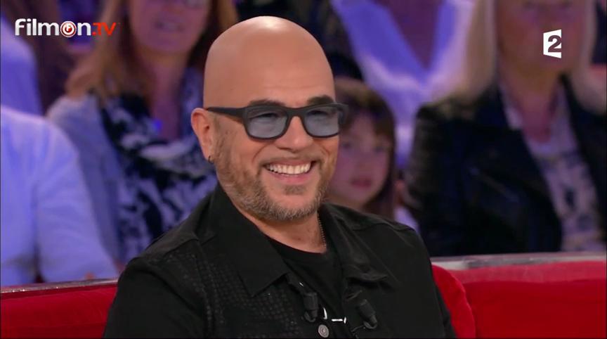 """Pascal Obispo invité de """"Vivement Dimanche Prochain"""" sur France 2"""