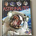 Nous avons lu les astronautes (la grande imagerie fleurus)