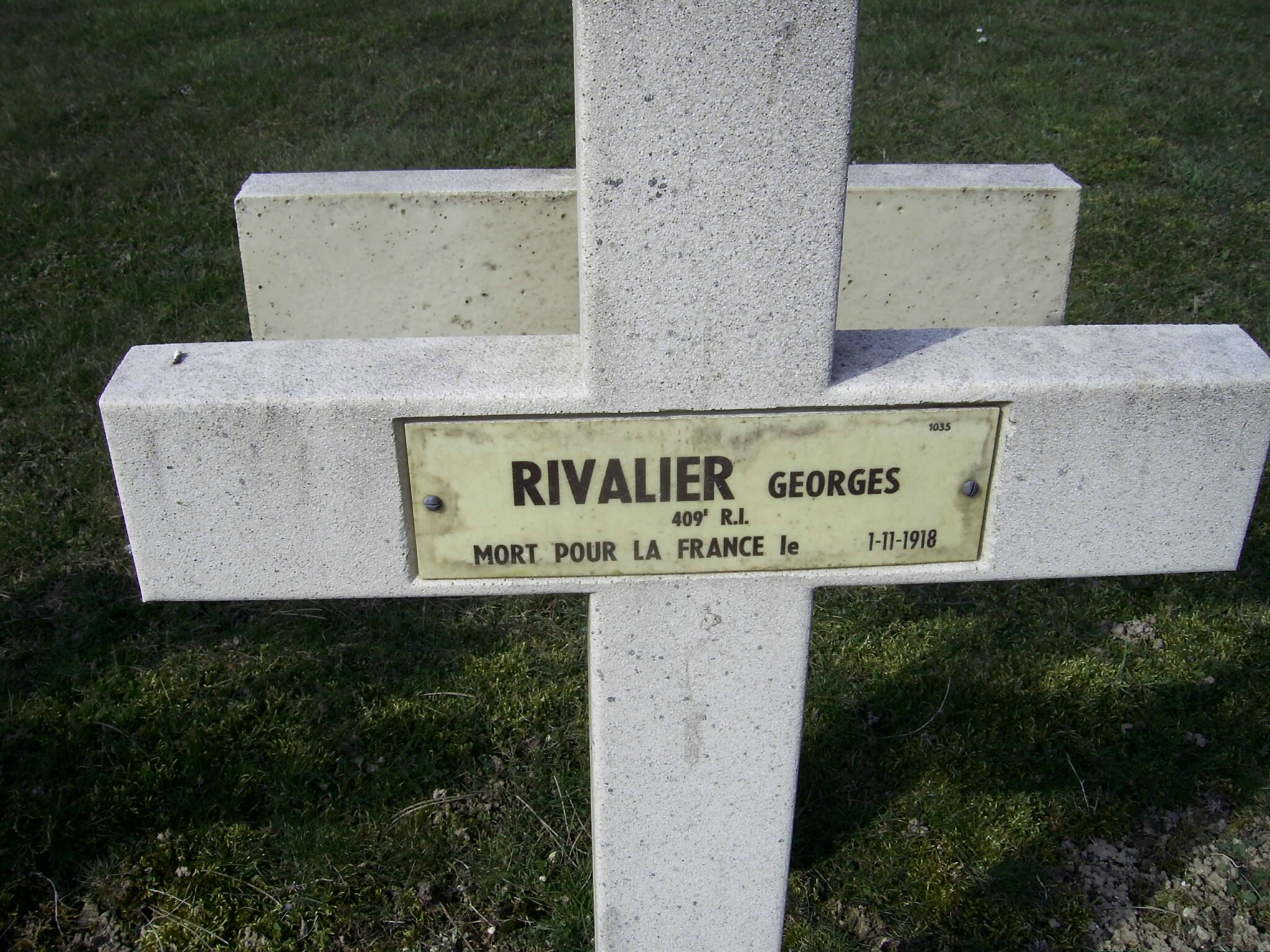 RIVALIER Georges