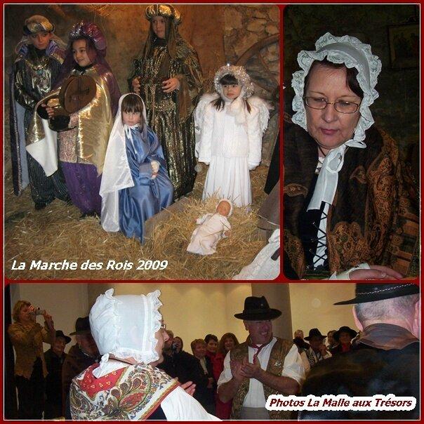 marche des Rois en 2009