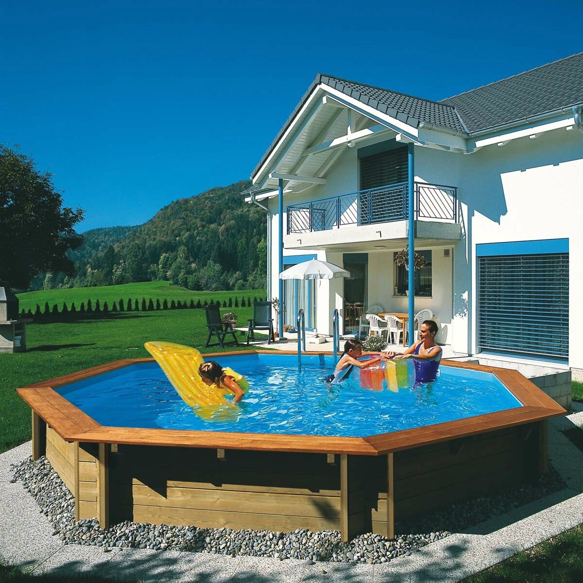 Decoration Piscine Hors Sol: Piscine Hors Sol King Store