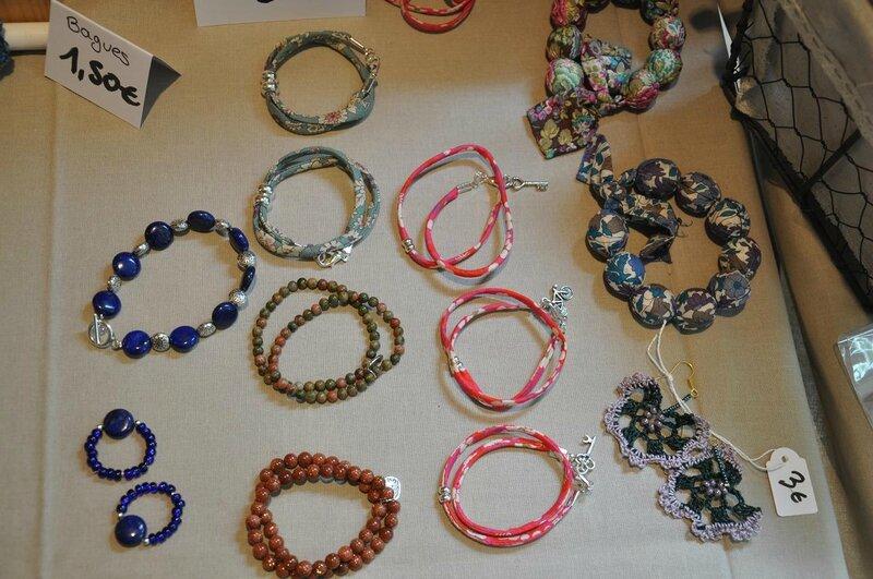 stand Gen bracelets