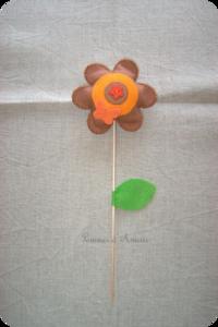 fleur_marron_rond