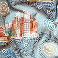 Motif Sydney sur Spoonflower