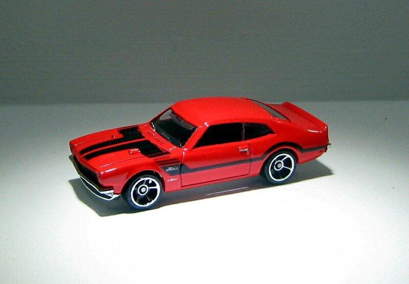Ford maverick grabber de 1971 (Hotwheels 2011) 02