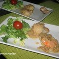 Ide repas ftes des mamans, menu aux fruits de mer, CSJ, Hutres, Saumon, glace
