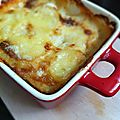 J25 : mini gratins dauphinois et coffret 