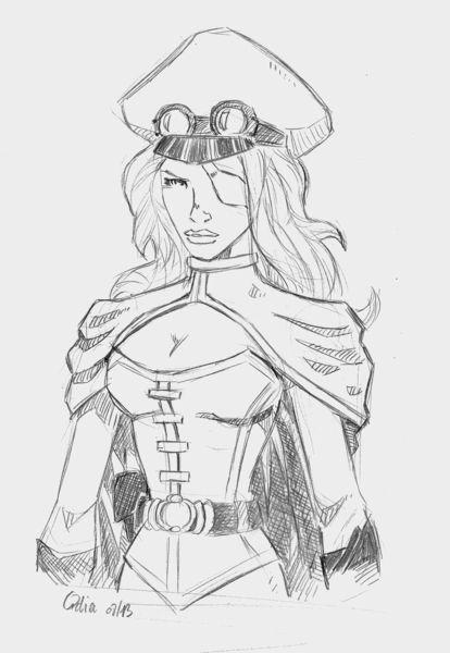 Commander Katherine