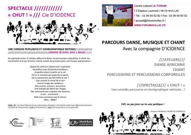 stage Icidence avril