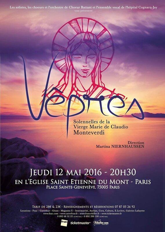 Concert 12 mai