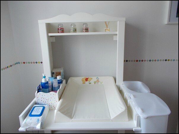 Tables langer ikea trendy over bathtub changing table for - Table a langer compact ...