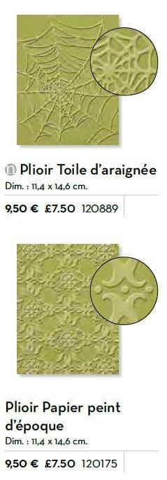 p189 plioirs toile