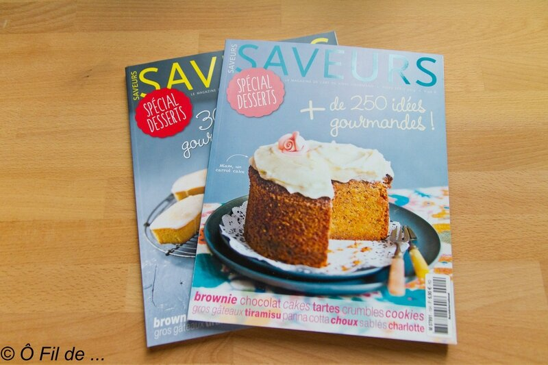 Bests Of Saveurs Spécial desserts