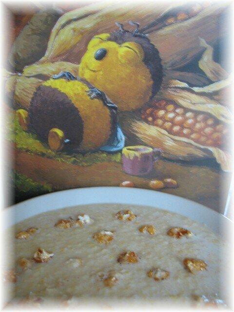 Soupe des droles de petites betes mes recettes de cuisine - Recette de cuisine drole ...