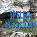 Spéléo mars 09