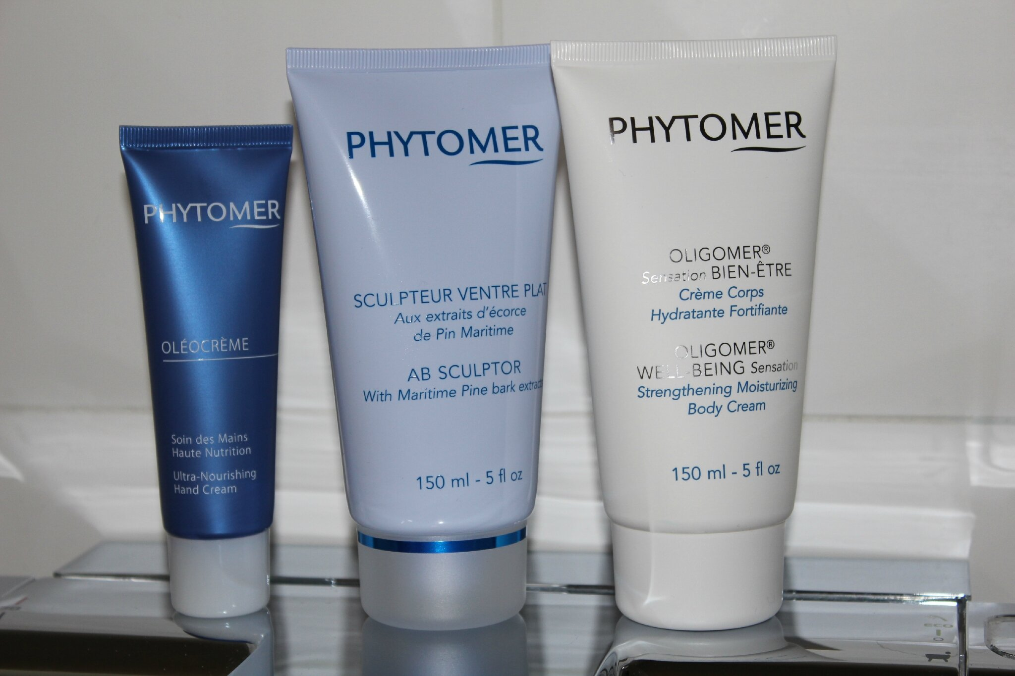 Ma routine Phytomer pour chouchouter mon corps (+ concours)