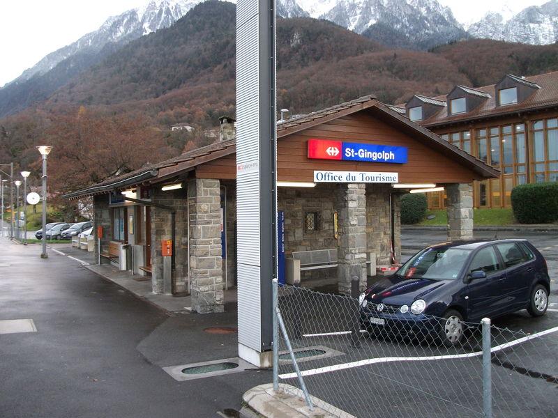 Saint Gingolph (Suisse)