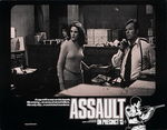 Assault lobby card australienne 3